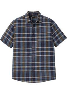 Рубашки с коротким рукавом Рубашка в клетку Bonprix