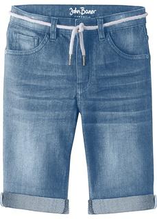 Шорты Бермуды джинсовые для мальчика Regular Fit Bonprix