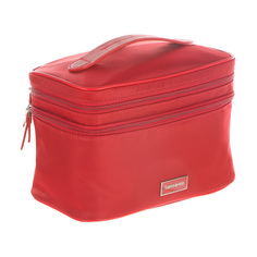 Косметичка красная Samsonite 23.5x12.5x16
