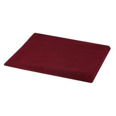 Полотенце двухстороннее Asil 100x150 d.red