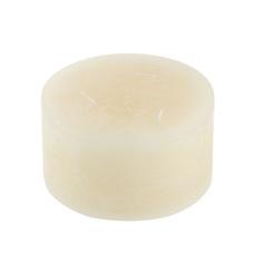 Свеча кремовая Sunford Без аромата 12.5х7см