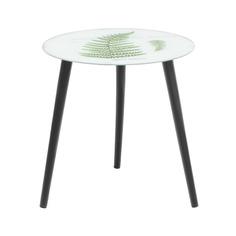 Столик кофейный Bizzotto furniture Leaves 40х40х40 см