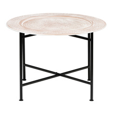 Столик кофейный Bizzotto furniture Anil 60х60х42 см
