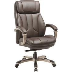 Компьютерное кресло Бюрократ T-9921 коричневый