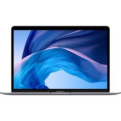 Ноутбук Apple MacBook Air 13 серый космос (MVH22RU/A)