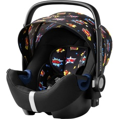Детское автокресло Britax Roemer Baby-Safe2 i-size Comic Fun Highline