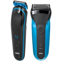 Набор Braun MGK3245 / MGK3245 (триммер + бритва)
