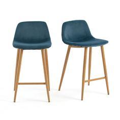 Комплект из 2 барных стульев LaRedoute