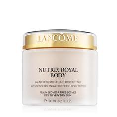 LANCOME Питательный и увлажняющий крем для тела Nutrix Royal Body