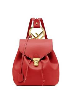 Fendi классический рюкзак с логотипом