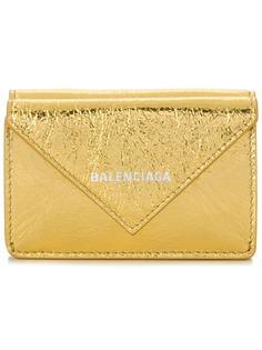 Balenciaga небольшой кошелек Papier Mini