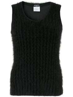 Chanel Pre-Owned жилетка без рукавов