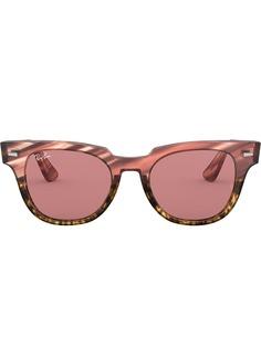 Ray-Ban солнцезащитные очки Meteor Striped