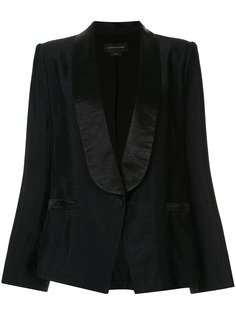 Karen Walker пиджак-смокинг Vista