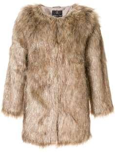 Unreal Fur шуба Wanderlust из искусственного меха