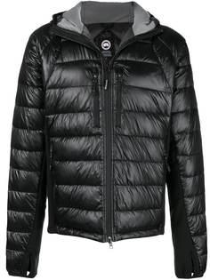 Canada Goose пуховая куртка с капюшоном