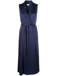 Jason Wu платье-смокинг с запахом