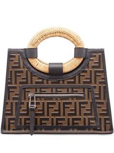 Fendi маленькая сумка-тоут Runaway Shopping