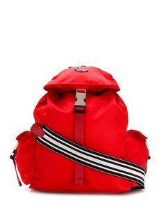 Moncler рюкзак с откидным клапаном