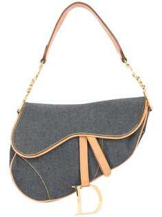 Christian Dior сумка-седло Christian Dior