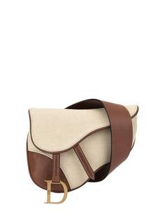 Christian Dior полукруглая поясная сумка
