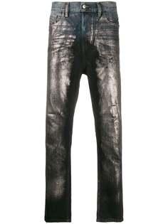 Diesel зауженные джинсы D-Vider 0091J