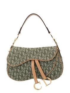 Christian Dior сумка на плечо Trotter Saddle