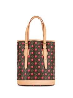 Louis Vuitton сумка-тоут Cherry Speedy PM из коллаборации с Takashi Murakami