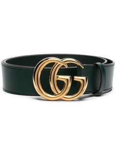 Gucci ремень с логотипом Double G