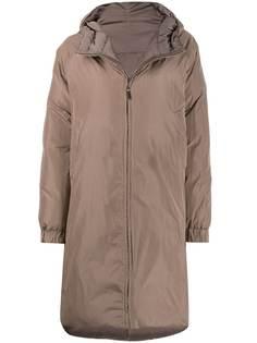 Max Mara двустороннее стеганое пальто