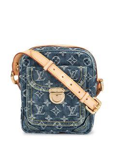 Louis Vuitton каркасная сумка на плечо