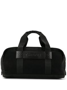 Chanel Pre-Owned сумка Sports Line Boston