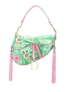 Christian Dior сумка с бахромой