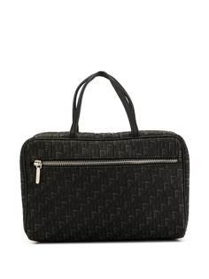 Christian Dior мини-сумка с узором Trotter