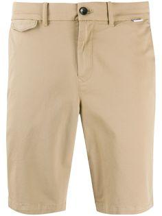 Calvin Klein шорты-бермуды кроя слим
