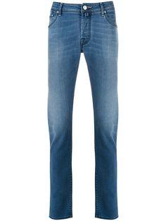 Jacob Cohen джинсы bootcut с эффектом потертости
