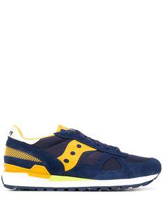 Saucony кроссовки в стиле колор-блок