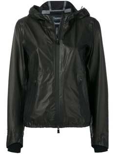 Herno куртка-дождевик с капюшоном