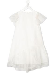 UNLABEL платье Calle с тюлем