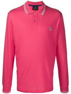 PS Paul Smith рубашка поло с логотипом