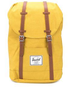 Herschel Supply Co. рюкзак с пряжкой и нашивкой-логотипом