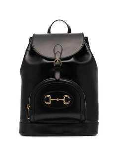 Gucci рюкзак с пряжкой Horsebit