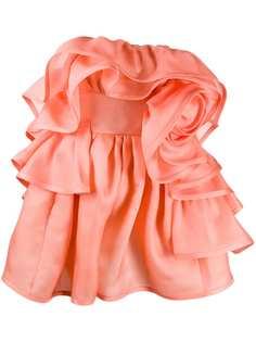 Marc Jacobs платье с оборками