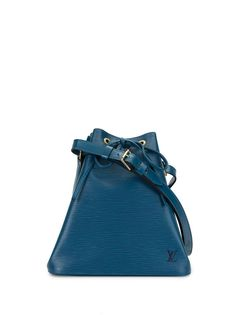 Louis Vuitton сумка на плечо Petit Noe 1996-го года с кулиской