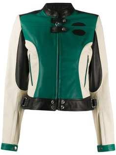 Diesel куртка L-Allie в стиле колор-блок