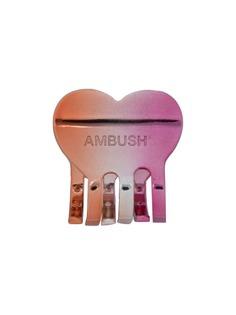 AMBUSH заколка для волос с логотипом