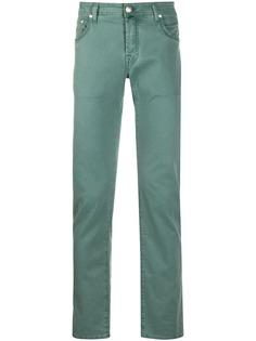Jacob Cohen джинсы кроя слим