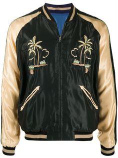 Tailor Toyo двусторонняя куртка-бомбер с вышивкой