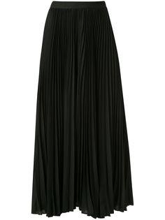 CK Calvin Klein плиссированная юбка миди
