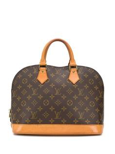 Louis Vuitton сумка-тоут Alma с монограммой